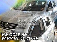 Paravanturi HEKO VW GOLF V / VI VARIANT 2007-2013 Fata-spate
