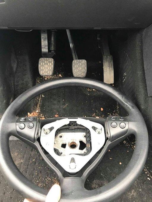 Pedala acceleratie Mercedes A150 w169 2005