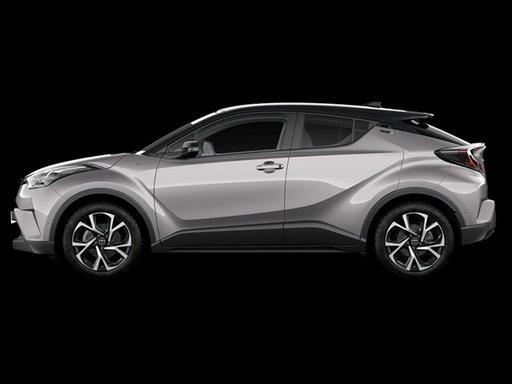 Perdele interior Toyota C-HR dupa 2016->