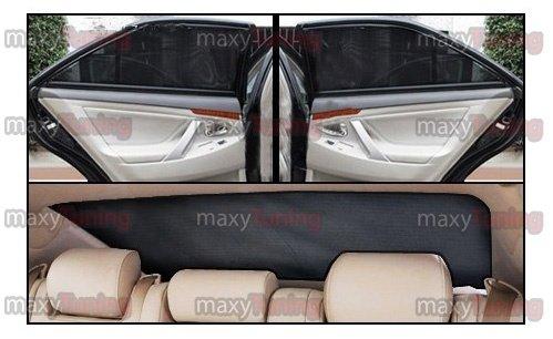 Perdelute speciale pentru geamuri Ford Mondeo IV sedan - 4 usi