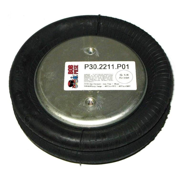 Perna aer semiremorca Meritor, Schmitz ROR cu axa BPW si SAF | Piese Noi | Livrare Rapida | PGP302211P01