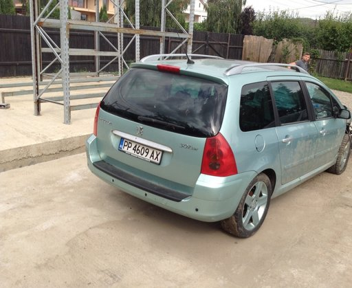 Peugeot 307 2.0 HDI AN 2004