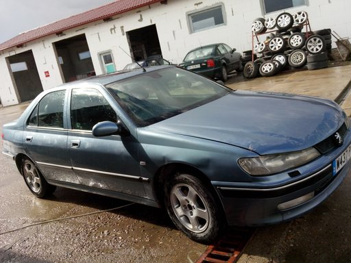 Peugeot 406 2.0HDI 2000 full electric