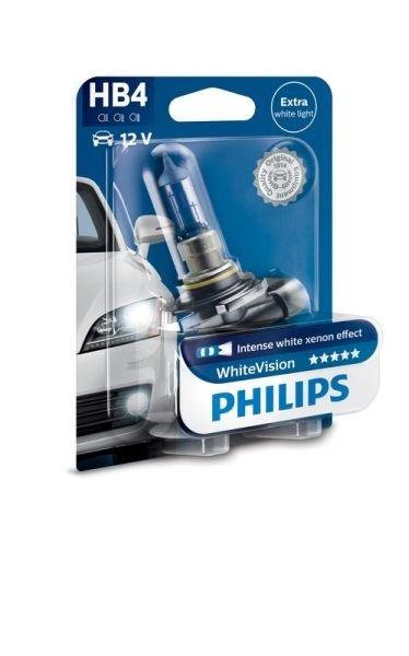 Philips bec hb4 white vision 4300k