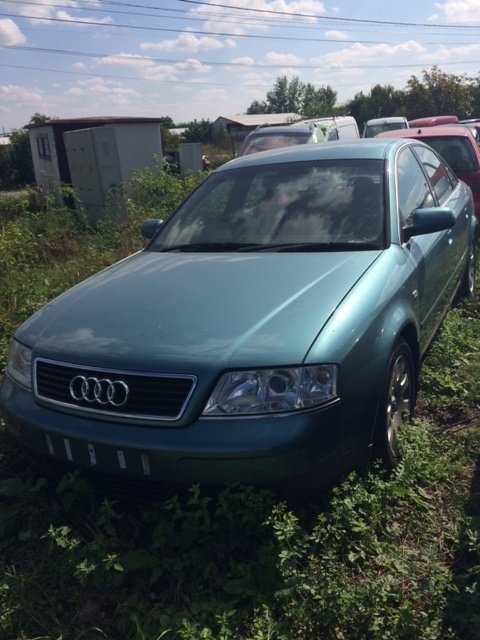 Piese Audi A6 motor 2.4i an 2001
