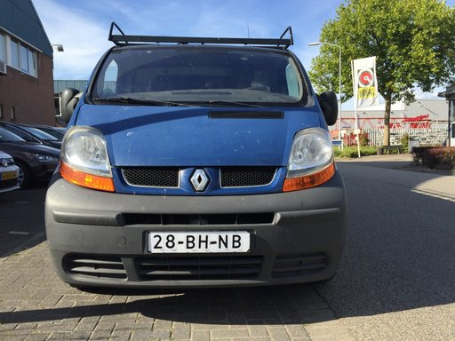 Piese auto din dezmembrari Renault Trafic 2.5 euro3 din anul 2006 tip motor G9U