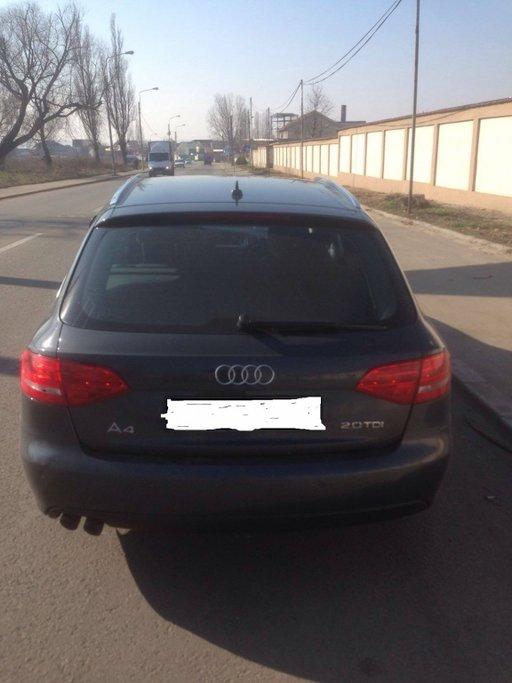 Piese auto second hand Audi A 4 B8 2008-2012 break