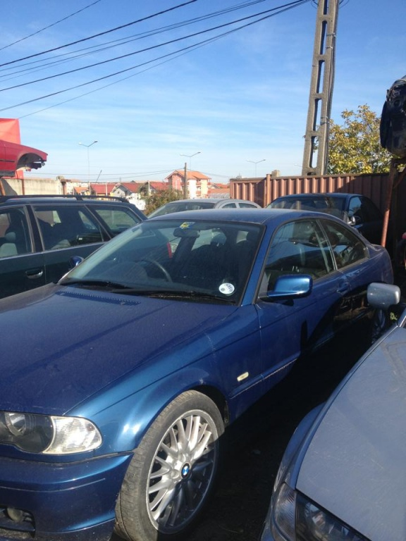Piese Bmw 318i E46 Coupe an 2001