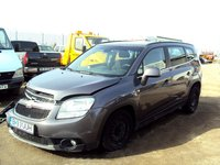Piese Chevrolet Orlando, motor, cutie, radiatoare, caroserie, electrica, interior