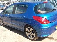 Piese Dezmembrari Dezmembrez Peugeot 308 1.6 HDI An 2008 Albastru