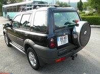 Piese Dezmembrari Land Rover Freelander Td4 motorina benzina 4x4