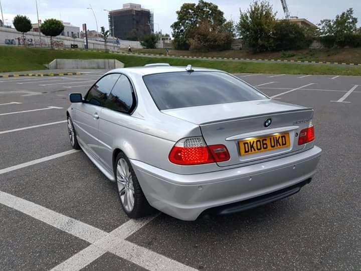 Piese,dezmembrez bmw e46 coupe facelift,320d,an 2006,FULL M PAKET,INT+EXT
