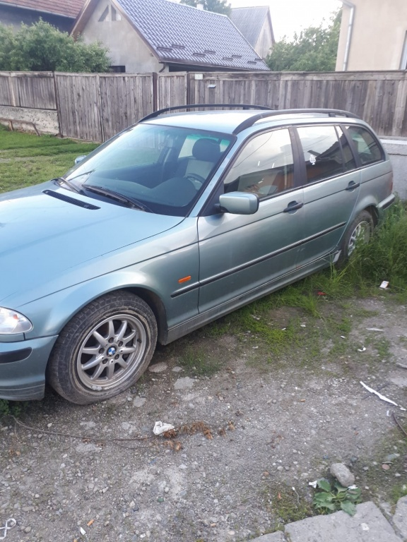 Piese din dezmembrare BMW 320 D 136 CP