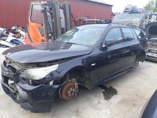Piese din dezmembrari BMW seria 5 E61 negru 2.0 Diesel an 2009