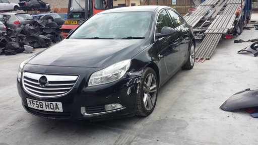 Piese din dezmembrari Opel Insignia an:2009 2.0 diesel A20DTH