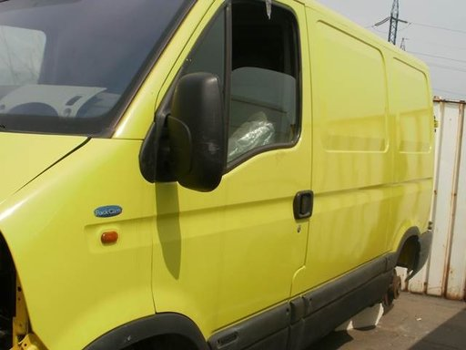 PIESE DIN DEZMEMBRARI OPEL MOVANO-RENAULT MASTER 2005-2010