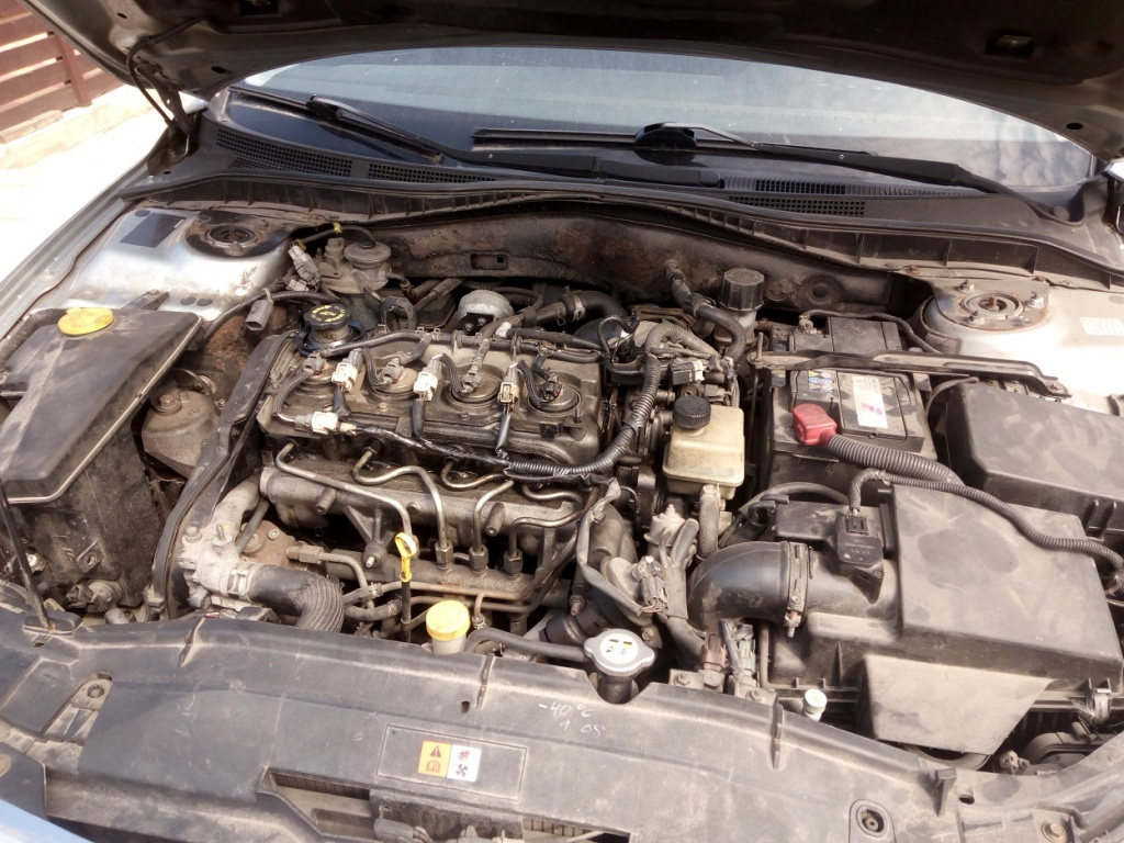 Piese mazda 6 an 2004 2.0 diesel 5 trepte