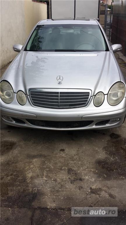 Piese Mercedes E class w211 an 2002-2007