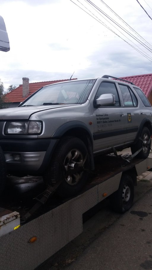 Piese opel frontera 3.2