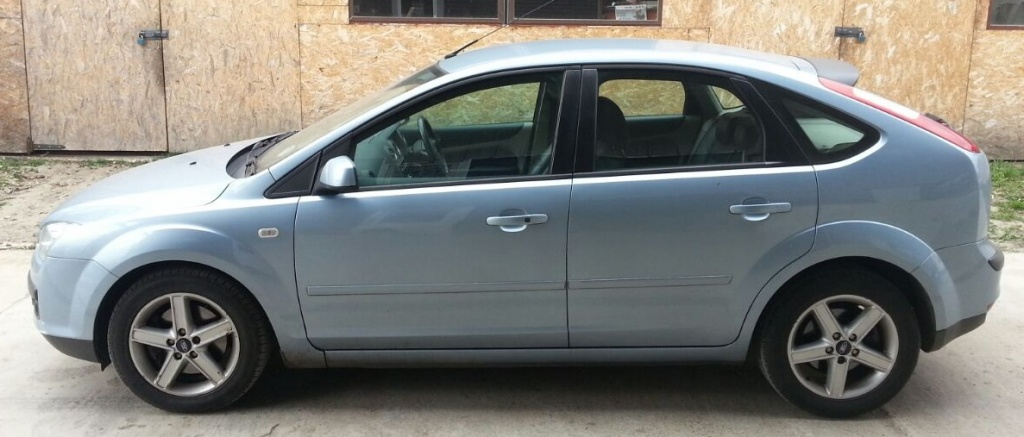 Piese second-hand Ford Focus 2 1.8 TDCI 2007
