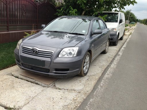 Piese toyota avensis 2 hatchback an 2004 1,8 i cut