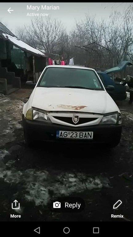 Pivot. (Dacia solenza (supernova-dacia ) benzina 1.4 an 2004