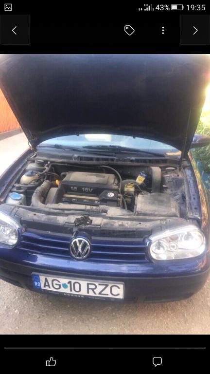 Pivot -directie Roata - Golf- 4-motor 1.6 benzina 16 valve an 2002