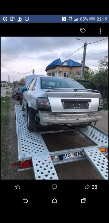 Pivot roata (Audi a4 benzina 1.8 turbo an 1996-2001
