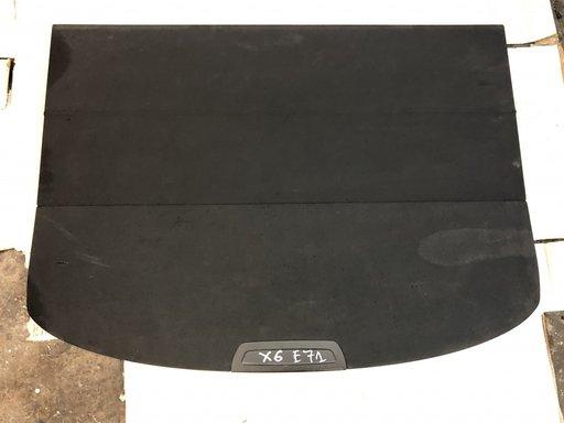 Placa spate ce acopera portbagajul pentru BMW X6 ,E71 , an 2009-2013