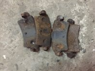 Placute frana spate RENAULT MASTER 2.5 dci