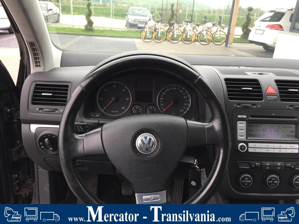 Plafon interior Volkswagen Golf 5 2008 Hatchback 2 0 TDI