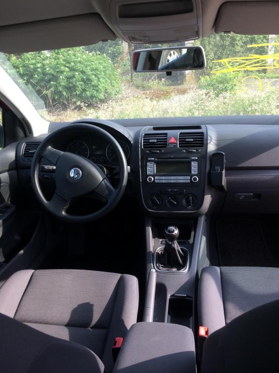 Plafon interior VW Golf 5 2008 4 usi 1 9 TDI BLS