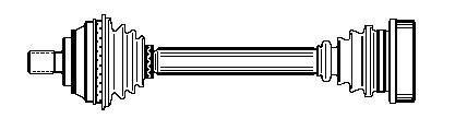 Planetara AUDI A6 limuzina (4A, C4), AUDI A6 Avant (4A, C4) - FARCOM 122210