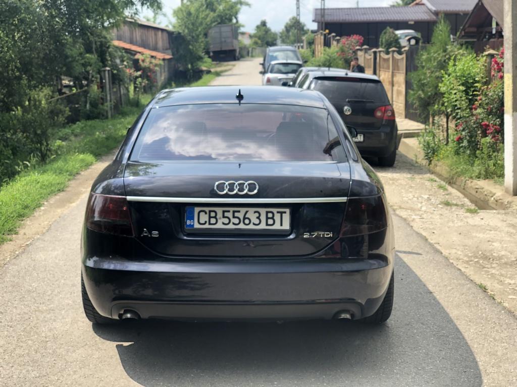 Planetara stanga Audi A6 C5 2007 Berlina 2.7 tdi
