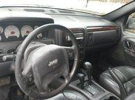 Plansa bord+airbag dr.+stg.+calculatorJeep grand Cherokee 1999-2002
