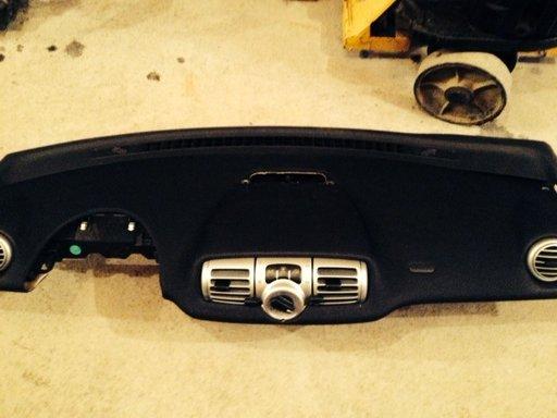 Plansa bord+airbag pasager smart fortwo 2010-2012