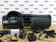 Plansa bord+airbag-uri Renault Laguna II 2001-2006