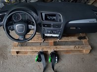 Plansa bord + airbaguri + centuri Audi Q5 2011