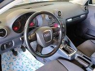 Plansa bord Audi A3 8p culoare bleo