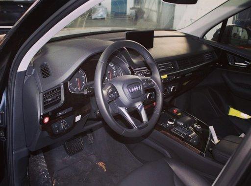 Plansa bord Audi Q7 4M 2017