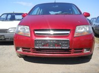 Plansa bord Chevrolet Aveo 2007 hatchbach 1.2