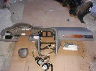 Plansa bord / kit airbag audi a6 2005-2010 crem