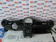 Plansa bord Mini Cooper Clubman fara airbag R55 model 2010
