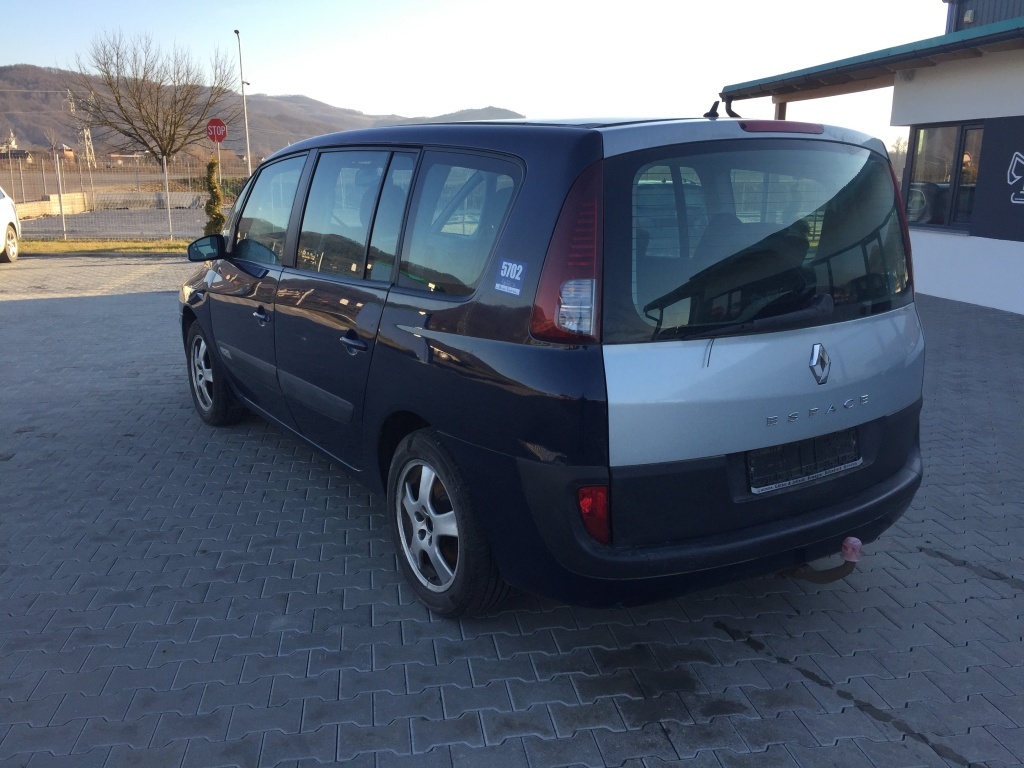 Plansa bord Renault Espace 2006 MPV 2.0 Ti