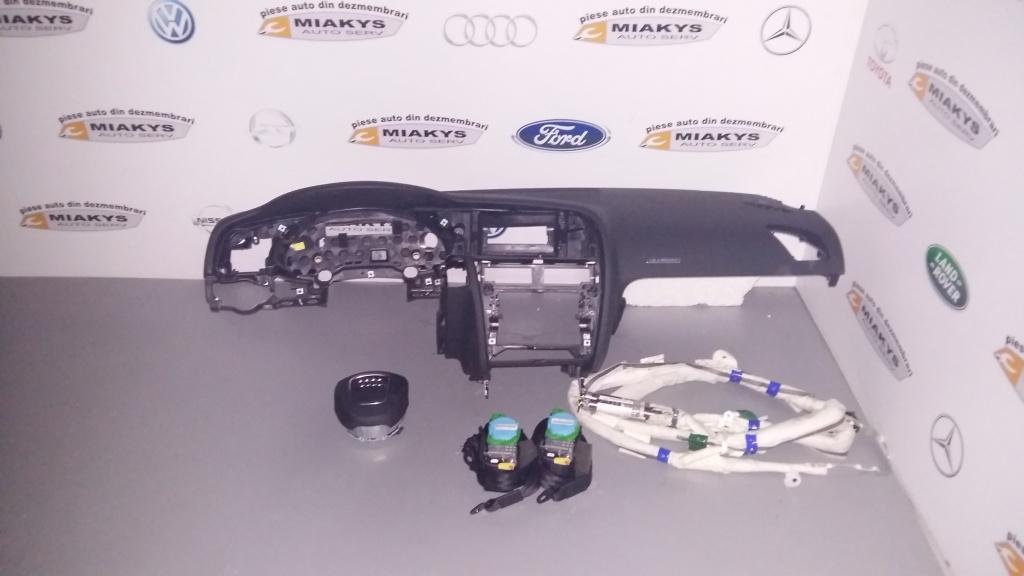 Plansa bord+set airbag-uri Audi A5