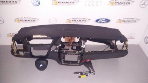 Plansa bord+set airbag-uri BMW X5 E70