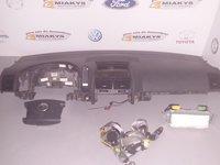 Plansa bord+set airbag-uri VW Touareg 2003-2008