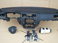 Plansa bord VW Jetta 2011 2012 2013 2014 5c cu kit airbag fara centuri