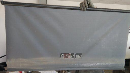Plasa despărțitoare portbagaj Peugeot 206 CC decapotabil '2005