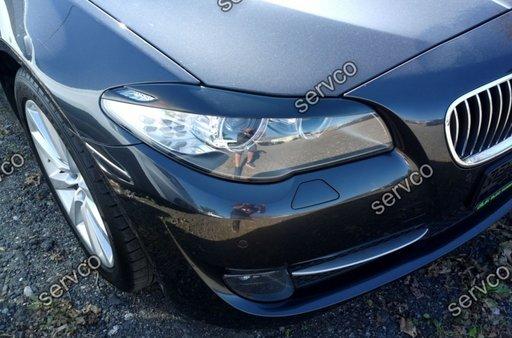 Pleoape faruri BMW F10 F11 ver2 ABS